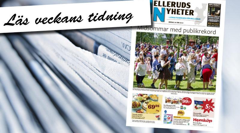 Melleruds Nyheter N25