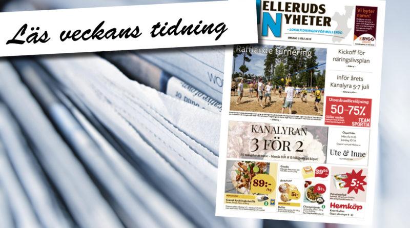 Melleruds Nyheter Nr 26