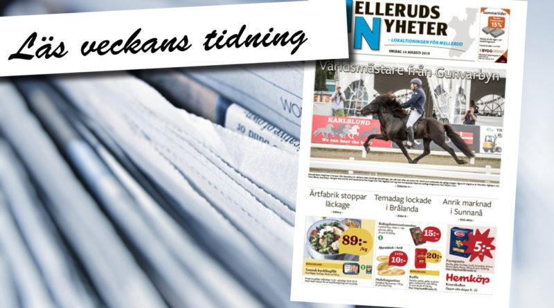 Melleruds Nyheter Nr 33