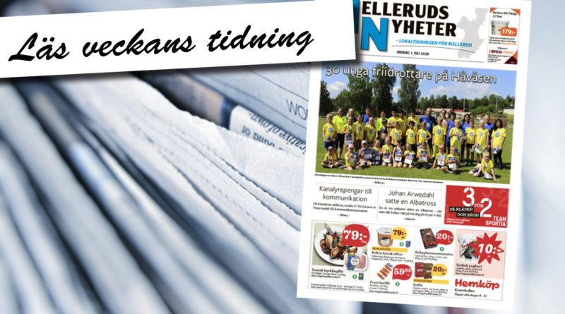 Melleruds Nyheter Nr. 26