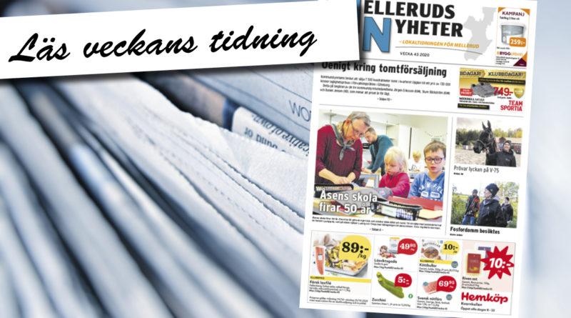 Melleruds Nyheter Nr. 39